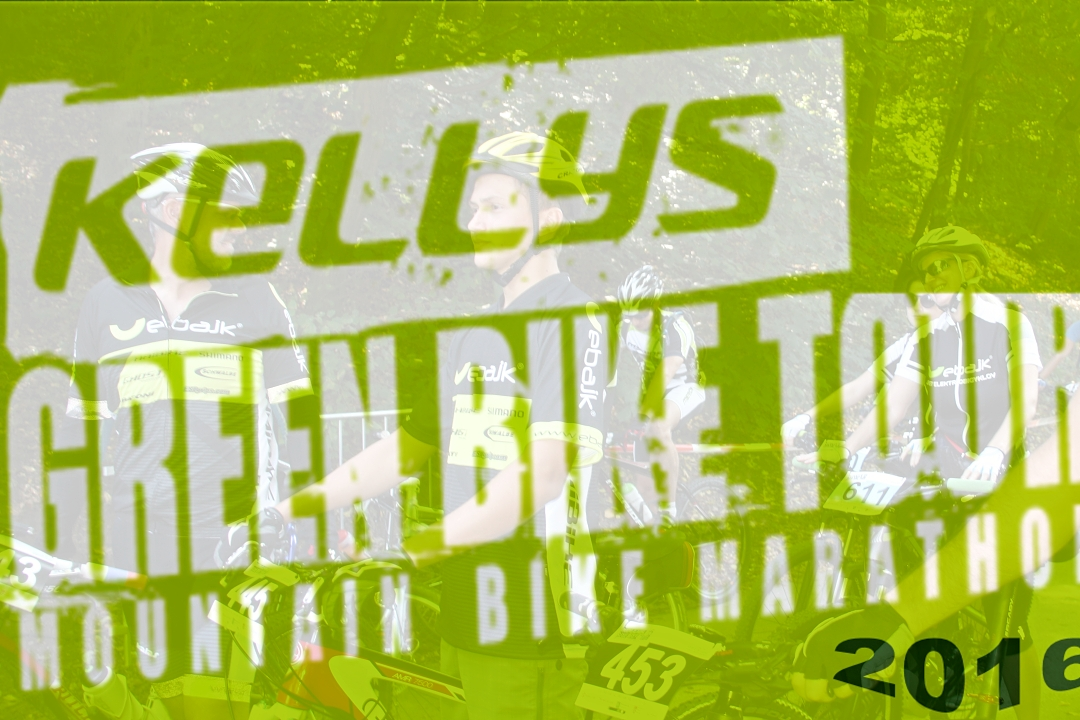 Pozvánka Kellys Green Bike Tour